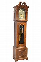 J.C. Jennens & Son outstanding English tall clock