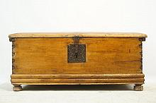 18th/19th cent. Mexican Blanket chest