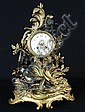 Antique French Tiffany Parlor clock  ca. 1889