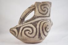 Large Anasazi Pitcher with handle