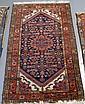 Caucasian carpet - 5'5