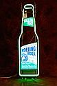 Rolling Rock vintage neon beer sign
