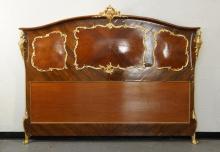 Lenke style French bed headboard - king size