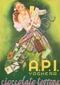 Anonyme A.P.I VOGHERA CICCOLATO TORONE (femme