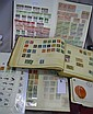 A collection assorted WORLD STAMPS and FIRST DAY