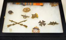 Military WWI/WWII pins/+