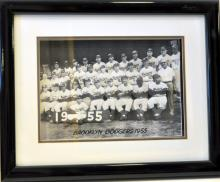 Brooklyn Dodgers photo/team- in 3 D