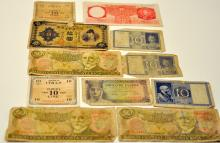 Paper currency./vintage foreign