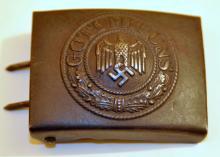 German WWII  belt buckle