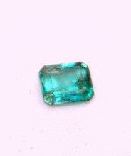 Emerald Colombian 1.39 ct green