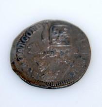 Dutch Thaler coin 1686