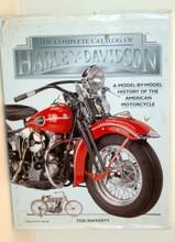 Book-Harley Davidson motorcycle