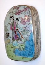 Chinese antique shard box-18th c shard