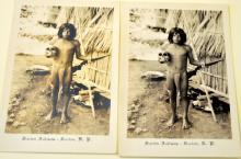 Vintage picture postcards/Indians