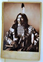 American Indian image/Dougherty Bros.