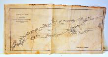 Blunt map/ LI sounds 1838