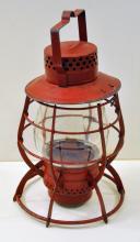 Dietz lantern-NY -vintage -city of NY