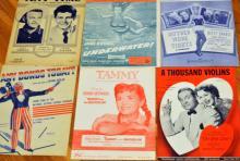 Vintage sheet music/Irving Berlin+