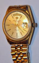 Jules Jurgensen vintage wristwatch