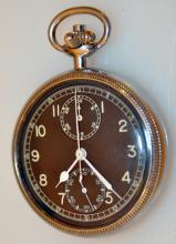 Swiss aviators Breitling 18j chronograph