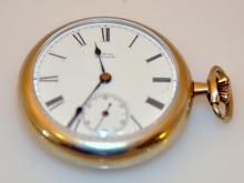 Pocketwatch/19th c. Waltham watch Co