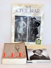 Vintage books/Civil War- Lee +/3