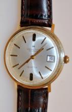 14k Hamilton watch vintage