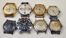 Vintage watch collection-Bulova, Sheffield