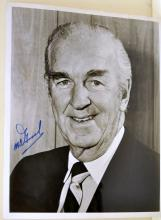 Grant/Mets chairman photo signed