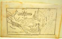 Map of Newburyport Harbor-1833