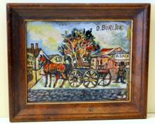 Fall Art, Fine Jewelry and Antiques Auction