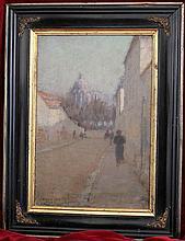 Milton Herbert Bancroft American Impressionist Painting Paris