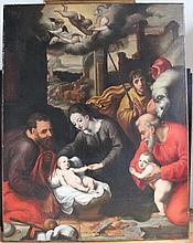 Netherlandish Old Master Painting 17th century