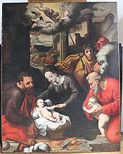 Netherlandish Old Master Painting 17th century