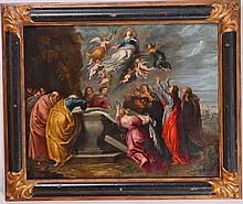 Flemish Old Master circle of Rubens