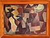 J. Gonzalez Sanchez Latin Modernist Painting 1930's