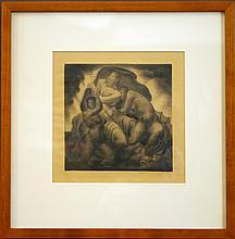 Manuel G. Silberger Art Deco era