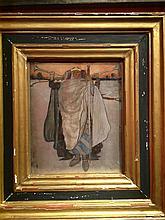 John Byam Shaw Victorian English Pre-Raphaelite