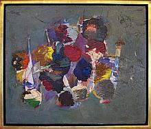 John Saccaro San Francisco Bay Area Abstract Expressionist