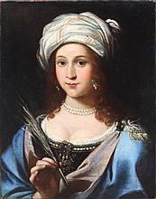 Old Master Guido Reni (attr)Mythological Sybil