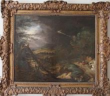 British Old Master landscape Gainsborough attr.