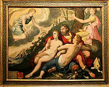 Old Master Painting Late Renaissance LARGE