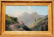 Emile Godchaux French 19th century