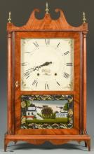 Seth Thomas Pillar & Scroll Mantel Clock #2