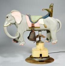 Child's Elephant Barber Chair