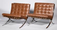 Pr. Mies Van Der Rohe Knoll Chairs