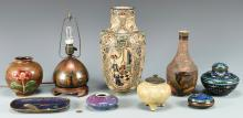 Group of Asian Decorative Items, 9 total