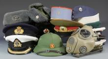 Armed Forces Cap Collection