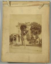 27 Bound Photos of 19th C. Nashville Homes and Businesses