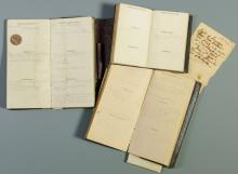 Civil War Era Diary of E.D. Hicks II